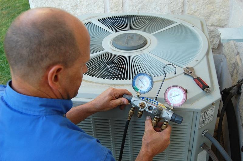 Air Conditioner Freezes